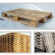 Поддоны деревянные, паллеты под заказ фото