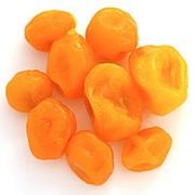 Кумкват в пудре оранжевый фото