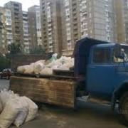 Вывоз мусора после строителей! фото