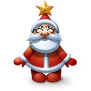 Эксклюзивный Дед Мороз и Снегурочка фото