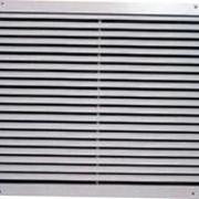 Решетка вентиляционная алюминиевая РАГ 200х100 фото