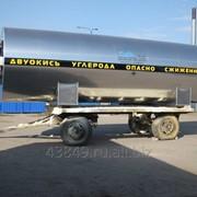 Резервуар для хранения жидкой двуокиси углерода РДХ-12,5-2,05 фото