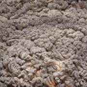 Овечья шерсть романовской овцы фото