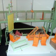 Лабораторная установка Гидравлический лоток ТМЖ 3 фото