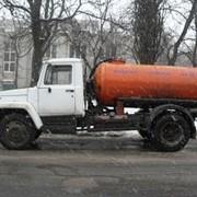 Ассенизатор (Газ), Николаев. фото