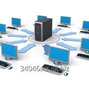 Услуга предоставления локально-вычислительной сети фото