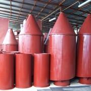 Циклоны ЦОЛ-3,ЦОЛ-5, ЦОЛ-6для оборудования УЗК-25, УЗК-50, УЗК-100 от производителя фото