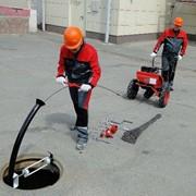 Оборудование для прочистки канализации КПКС-04 фото