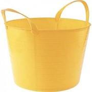 Сибртех Ведро гибкое круглое 14 л, желтое Россия Сибртех фото
