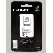 Калькулятор Canon KC-30-BK 8 digit Euro 2012 logo (Black), код 38380 фото