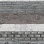"""Камень плоский с гладкими округлыми краями """"Ручейник"""" фото"""