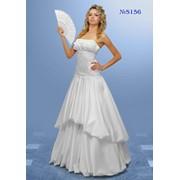 Свадебные платья (№S156) оптом в большом ассортименте! (от производителя с доставкой по Украине, Белоруссии, России) фото
