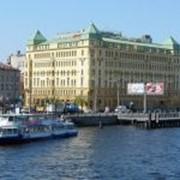 Аренда теплоходов в Санкт-Петербурге фото
