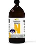 Масло чёрного тмина первого холодного отжима сирийское нефильтрованное NIGELLA SATIVA OLEUM (сирийские семена, в темном стекле), 1000 мл фото
