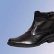 Мужская зимняя обувь Модель С 06 Полусапоги мужские фото