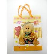 Пакет сувенирный бумажный 71012 фото