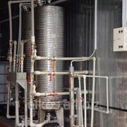 Установка фильтровально-сорбционная угольные фильтры УФ-Э-А-1-2,5 фото
