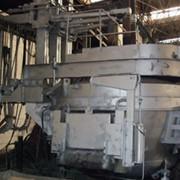 Дуговая сталеплавильная электропечь ДСП-3 фото