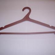 Плечики двухтавровые для одежды. Модель W3223 фото