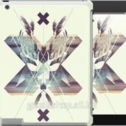 Чехол на iPad 2/3/4 Абстрактное море 3081c-25