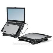 """Подставка для ноутбука с USB HUB 17"""" фото"""