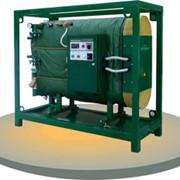 Подогреватель масла проточный ППМ-70 - предназначена для подогрева трансформаторного масла при доливке, замене или просушке трансформаторов фото