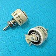 Резистор переменный ППБ-1А 1 кОм фото