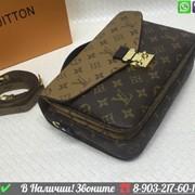 Vuitton Pochette Сумка Louis Metis Reverse луи Виттон Клатч фото