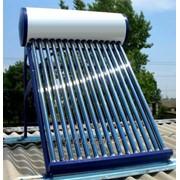 Солнечный водонагреватель серии COMPACT-150 фото