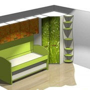 Современные материалы (3d пленки, фотопечать на материал и др.) проектируем, изготавливаем по индивидуальным проектам фото