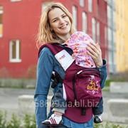 Эрго рюкзак Love & Carry AIR — Маленькая птичка фото