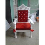 Кресло Деда Мороза фото