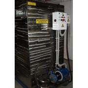 Установка для промывки систем охлаждения технологического оборудования фото