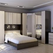 Модульная спальня Дези фото