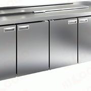 Стол холодильный для салатов (саладетта) Hicold SL2-1111GN (1/6) фото