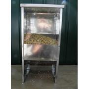 Бункерная кормушка со смотровым окошком и пылеулавлевлевателем фото