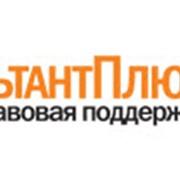 Справочно-правовая система КонсультантПлюс фото