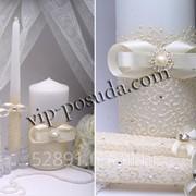 Свечи Ivory фото