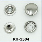 Кнопка Питер 15мм, Код: КП-1504 фото