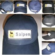 Бейсболка Saipem фото