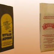 Пакеты бумажные влагостойкие фото