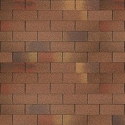 Гибкая черепица SHINGLAS Классик Фламенко Толедо (3 кв.м. в уп.) фото