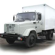 Фургоны на базе шасси ЗиЛ-433112
