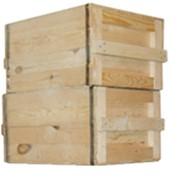 Ящики деревянные реечные на экспорт фото