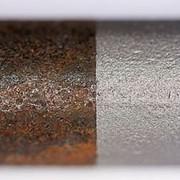 Пескоструйная очистка металла фото