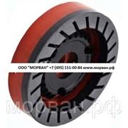 Зерно 270/325 150х50 мм бакелитовый круг сегментный для фацета стекла фото