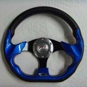 Спортивный руль для автомобилей ВАЗ (Blue Ellips) фото