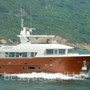 Яхты моторные, яхта Bandido 66 фото