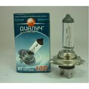 Авто лампа Диалуч H7 12V 55W PX26d код 12557 фото