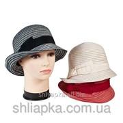 Шляпа асимметричная 36/21-2 фото